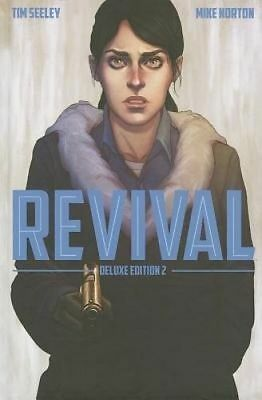 Revival Deluxe Collection Volume 2 by Seeley, Tim (Hardback book, 2014)