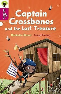 Oxford Reading Tree All Stars: Oxford Level 10: Captain Crossbones and the Lost