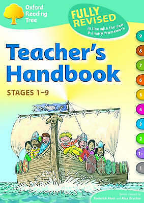Oxford Reading Tree: Teacher's Handbook by Baker, Catherine|Page, Thelma (Paperb