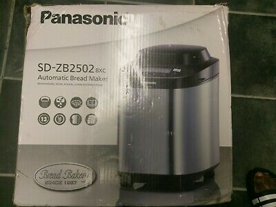 Panasonic SD-ZB2502BXC Bread Machine