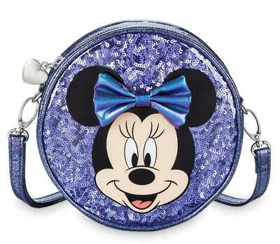 Disney Minnie Mouse Potion Purple Crossbody Bag for Kids