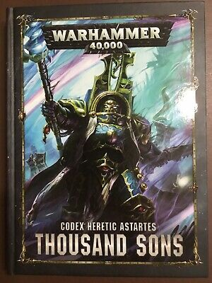 WARHAMMER 40K 8TH edition Core Rule book new current rules Starter