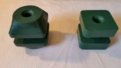 BFI MK5 MK6 Performance Stage 2 Engine & Transmission Polyurethane Mount Inserts