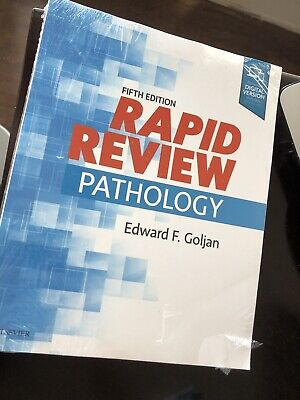 RAPID REVIEW PATHOLOGY by Goljan MD, Edward F  - $34 85