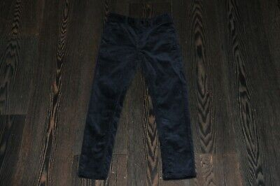 Boys Next Navy Slim Cords Corduroy Trousers Size 6 Years