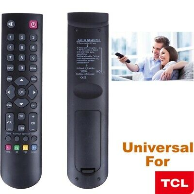 NEW TCL Replacement Smart TV Remote Control TLC-925 Fit For most of TCL LCD LED
