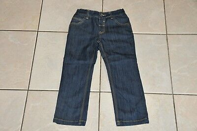 Boys Next Dark Blue Lightweight Jeans Size 4-5 Years Bnwot