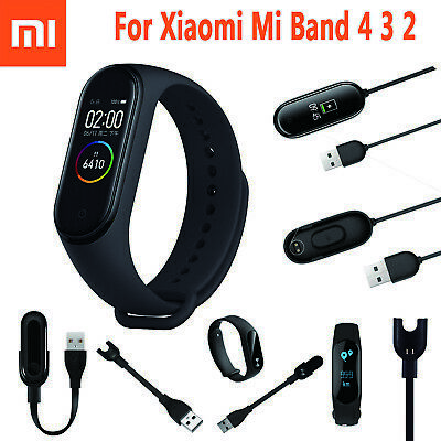 For Xiaomi Mi Band 4 3 2 Magnetic USB Data Charging Cable Charger Adapter Lot