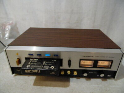 VTG Realistic TR-882 Cartridge Tape Recorder 2/4 channel 8 Track Stereo Deck