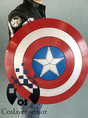 Playing the role of Halloween gift prop captain Shield 1:1 ABS Shield 57cm
