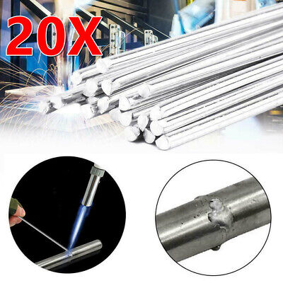 20x Low Temperature Easy Melt Welding Aluminum Wire Rods High Quality 33cmx0.2cm