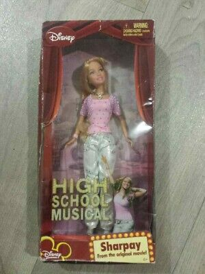 Disney High School Musical Sharpay Doll. Never removed from box.
