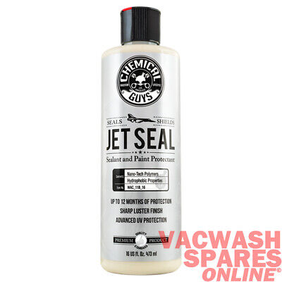 Chemical Guys Jet Seal - Sealant & Paint Protection- Nano Tech - Up To 12 Months