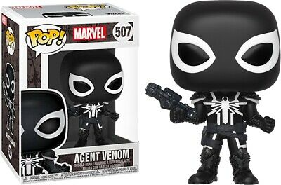 Funko Pop! Spider-Man - Agent Venom #507 Chase Chance Exclusive