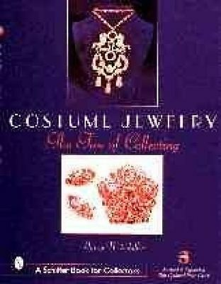Costume Jewelry. The Fun of Collecting by Schiffer, Nancy (Paperback book, 2001)