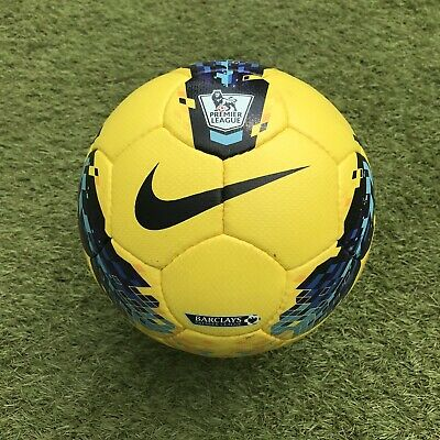 349629dc2 Nike Seitiro Official Premier League Matchball 2011/2012 Rare Omb Bpl Winter