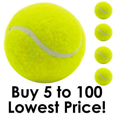 Brand New Tennis Balls. Buy 5 to 100. Brilliant for Dogs!