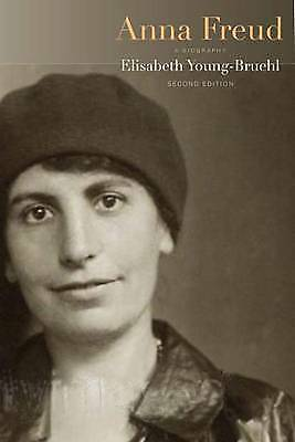 Anna Freud. A Biography by Young-Bruehl, Elisabeth (Paperback book, 2008)