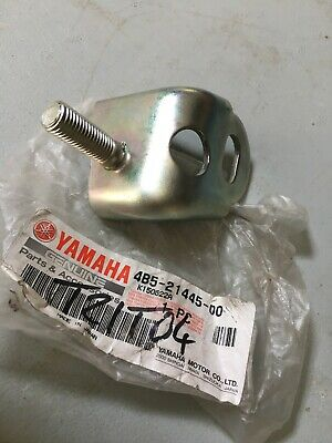 Yamaha 4B5-21445-00 bride support pot échappement XP500 TMax XP 500 T-Max