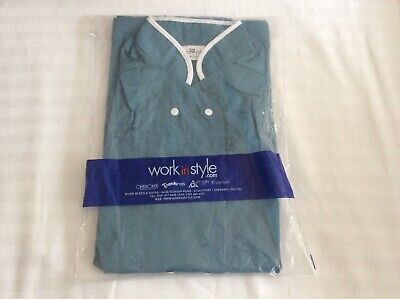 Ladies Double Breasted Tunic Health and Beauty Nurse Dentist Vet Uniform