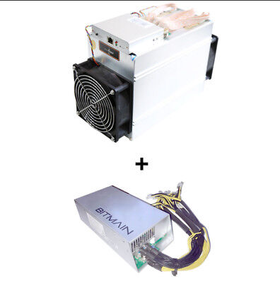 Bitmain Antminer A3 ASIC miner + PSU 1600w REDUCED