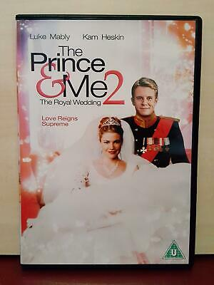 The Prince And Me 2 - The Royal Wedding (DVD, 2008) - J4