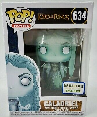 Lord of the Rings exclusive Galadriel Tempted n°634 Pop! - Funko