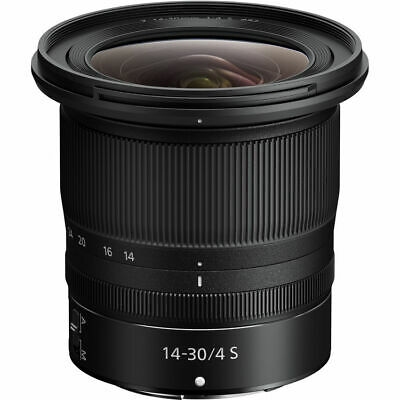 Nikon NIKKOR Z 14-30mm f/4 S Lens for Z Series Cameras #20070