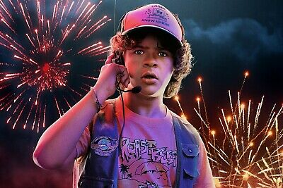 Stranger Things Season 3 Dustin Wall Poster 24x36 inches
