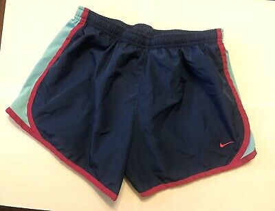 2f4601ab11118 NIKE GIRL'S (YOUTH) Gray 5K Tempo Running Shorts Style #716734 - NEW ...