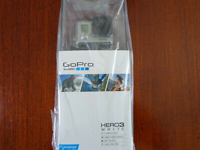NEW GoPro HERO3 White Edition Action Camera Camcorder  waterproof