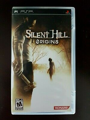 Silent Hill Origins Sony PSP Complete