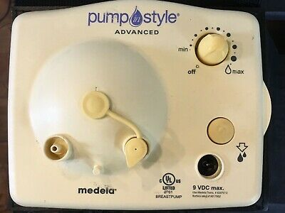Medela Pump-in-Style Advanced Double Electric Breast Pump Motor no power supply