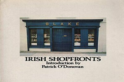Irish shopfronts by John Murphy Book The Cheap Fast Free Post