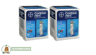 Bayer Contorno Next, 100 Tiras By Contour-Next