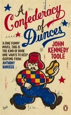 A Confederacy of Dunces by John Kennedy Toole 9780241951590 | Brand New