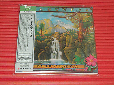 SHADOWFAX Watercourse Way with Bonus Tracks JAPAN MINI LP Double SHM CD Edition