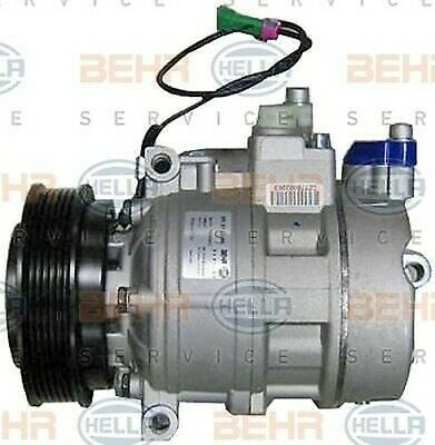 Audi A4 Air 8 H avec pressostat 3.0 3.0D 02 To 09 AC Climatisation HELLA NEUF