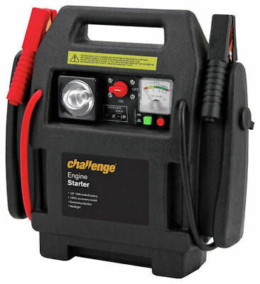 Challenge Rechargeable Engine Starter RRP 74.99 lot GD 7405378