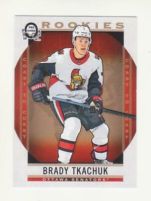 2018-19 OPC Coast To Coast Rookies SP Cards Finish Your Set - Pick From List