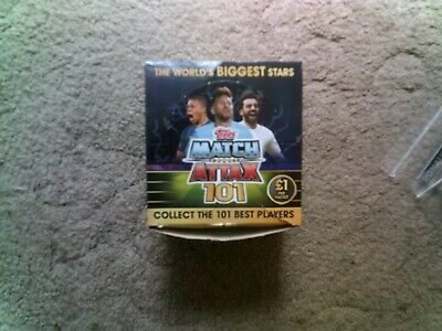 Match Attax 101 Cards - 100 Club  Legends & Limited Edition
