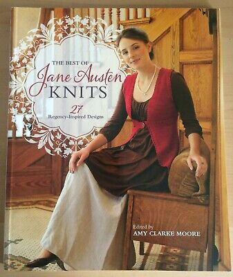 The Best of Jane Austen Knits: 27 Regency-Inspired Designs, Good Condition