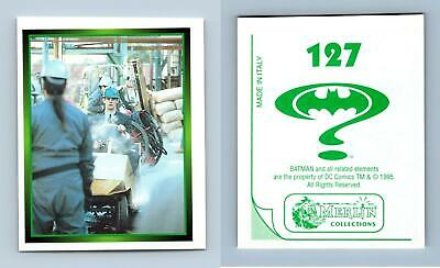 Batman Forever #128 Merlin Sticker C167