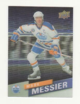 2015-16 UD Tim Hortons Mark Messier Franchise Force # FF-1 (15-16)