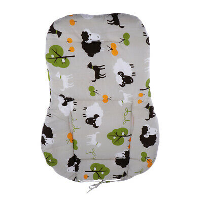 Cartoon Soft Cotton Cushion Baby Pram Stroller Car Pram Pad Seat Chair Mat