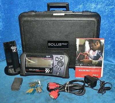 SNAP ON SOLUS EESC310 V10 4 Scanner- Domestic Asian Euro Option w