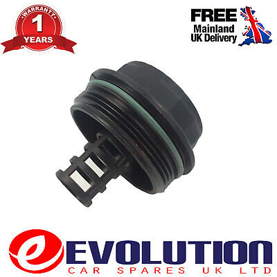 Oil Filter Cover Fits Ford S-Max & Galaxy 2.3 07/15, Mondeo Mk3 Mk4, 1473714