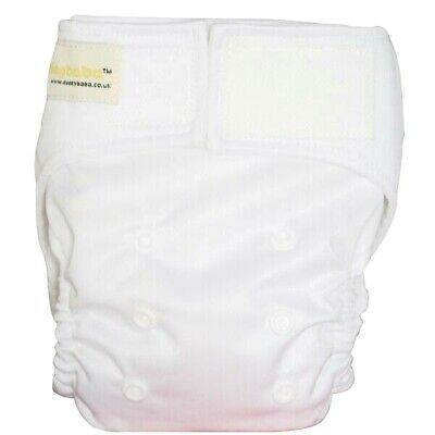 New Born Reusable Cloth Nappy Washable Baby Pocket Diaper Bamboo Insert Optional