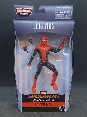 "Marvel Legends 6"" Spider-Man Far From Home Wave 1 - Far From Home Spider-Man"