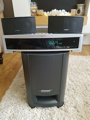 Bose 3-2-1 Series III GS HDMI Home Theatre system